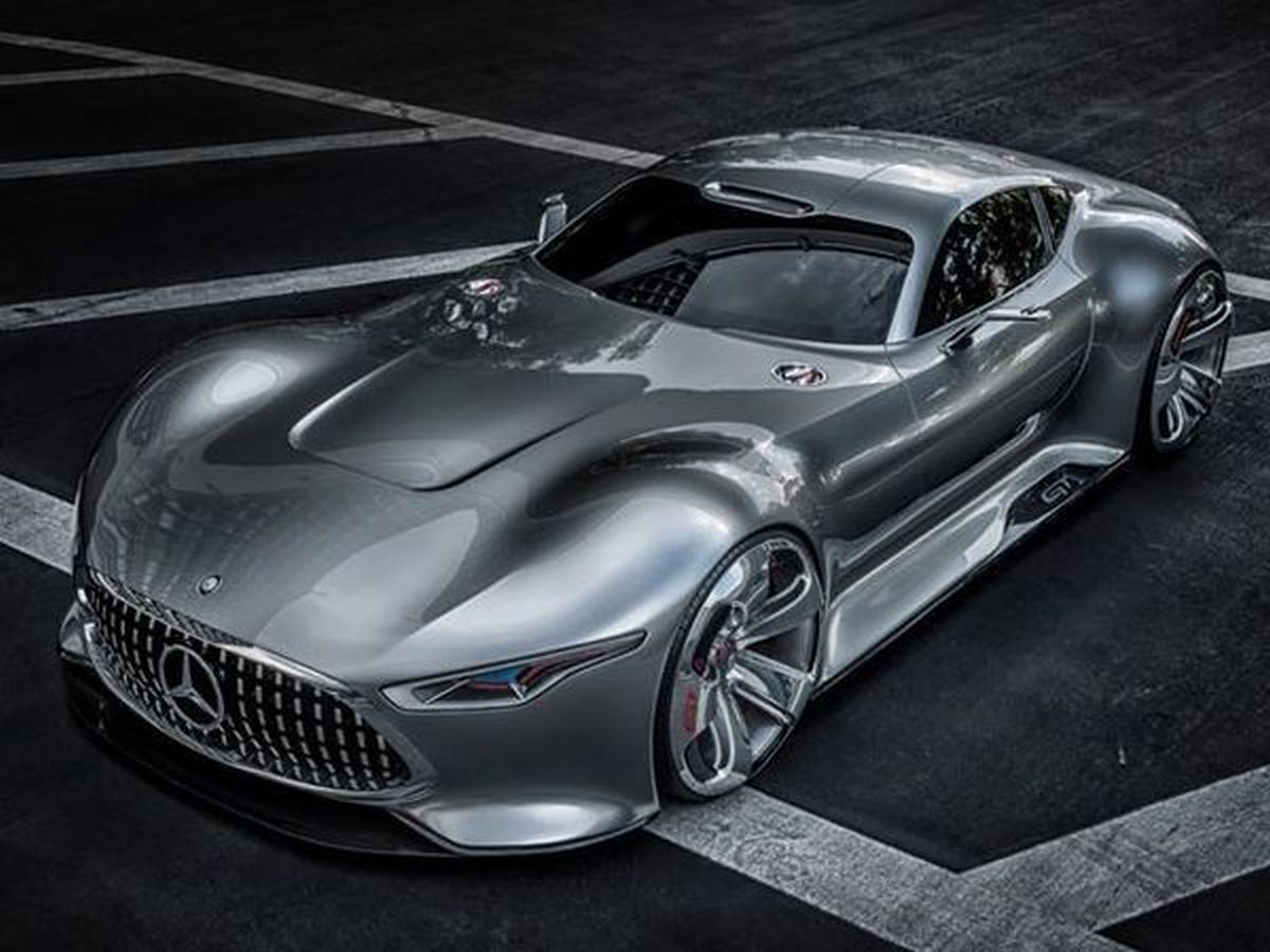 Maybe the coolest, most awesome Mercedes concept car ever! | Car ...