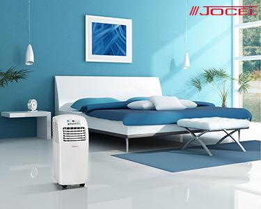 Ar Condicionado Portátil Jocel | Climatize todas as Divisões
