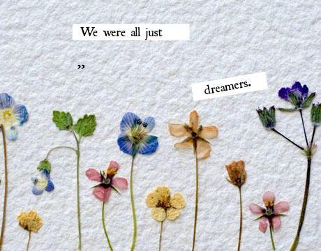 dreamers.