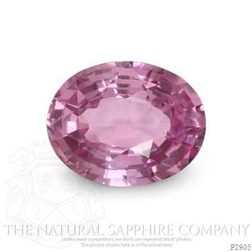 Natural Untreated Pink Sapphire