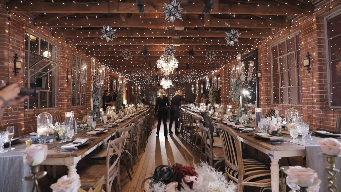 Dinner In 2020 Wedding Videos Wedding Wedding Video