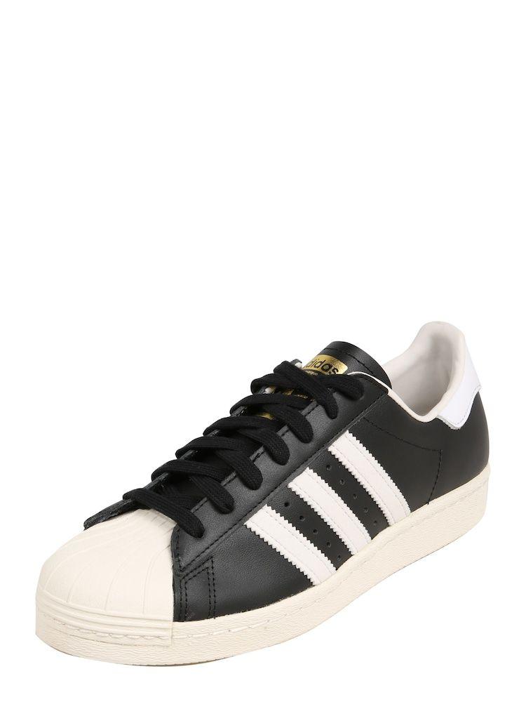 Adidas originals sneaker superstar 80s weiss herren schuhe