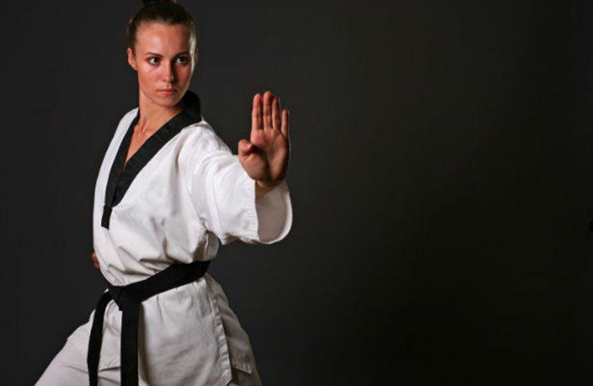 Gay martial arts