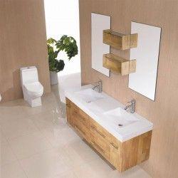 meuble salle de bain ref dis748sc