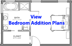 Bedroom Addition Plans Menu | Bedroom Addition Plans | Pinterest ...