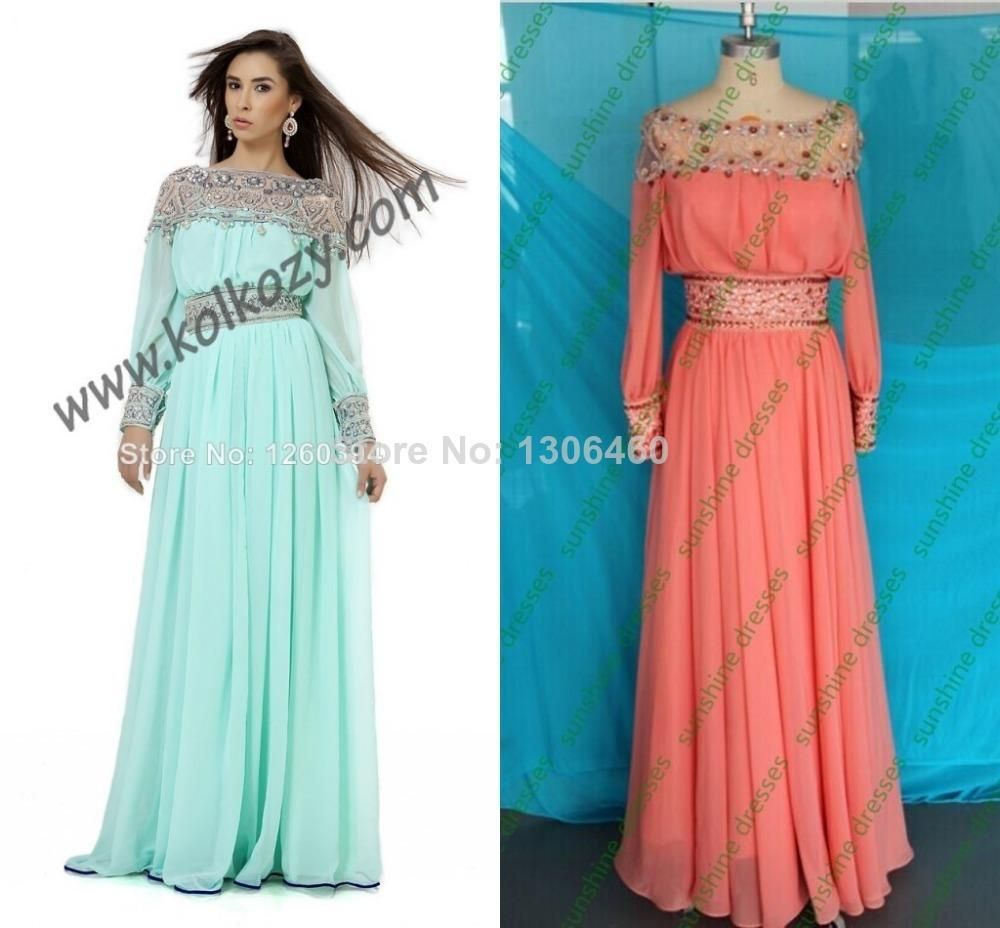 Beautiful Abaya Party Dress Adornment - All Wedding Dresses ...