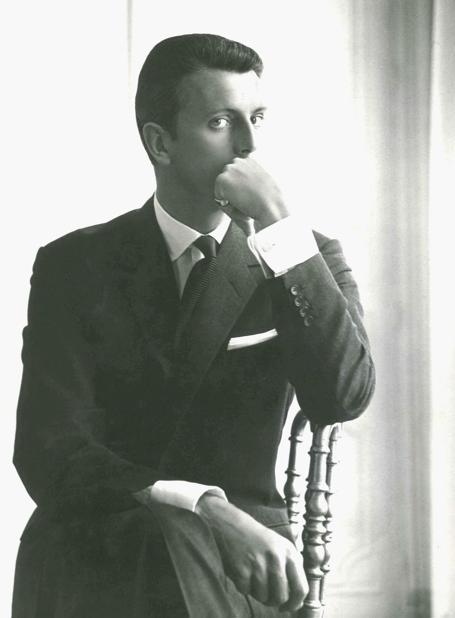 Hubert de Givenchy is a designer who got his start in the ...