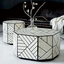 bone inlay coffee table - all west elm collection | west elm, Hause ideen