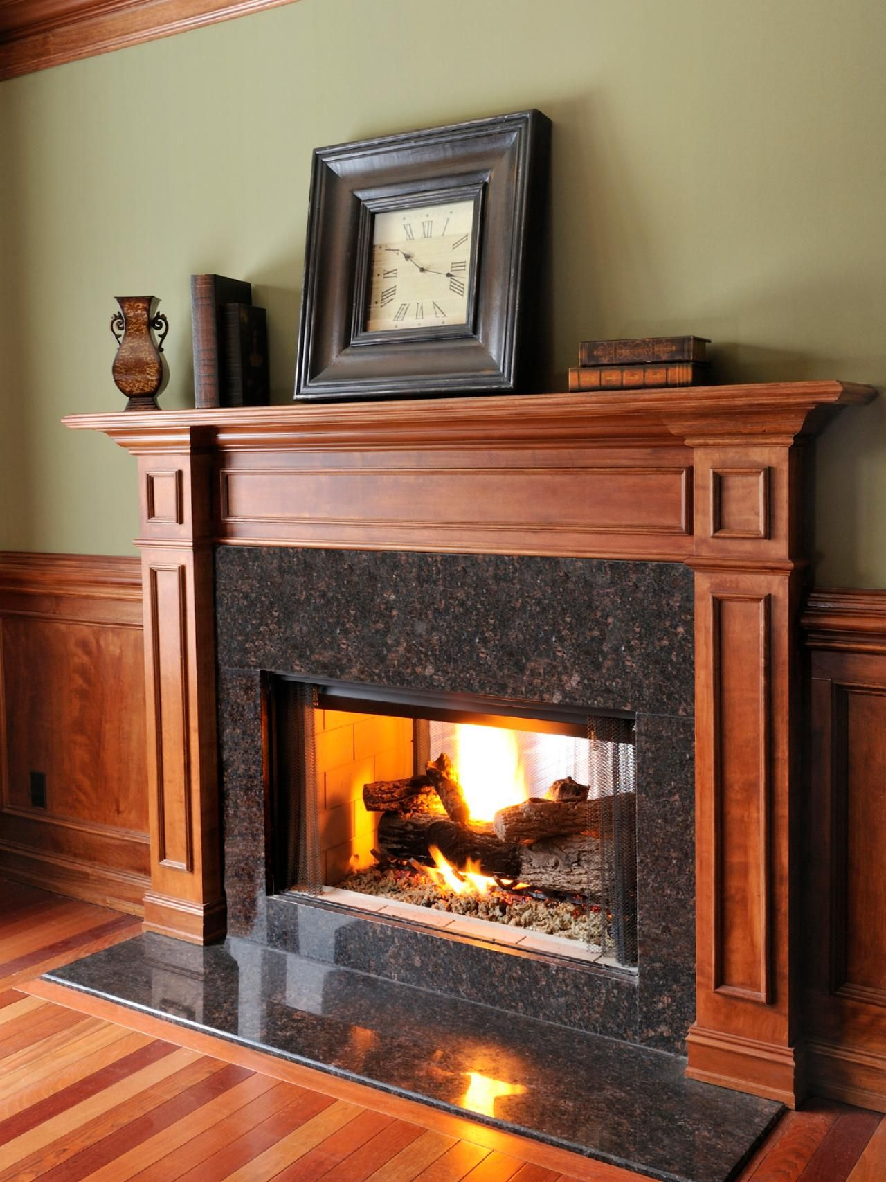 Looking To Warm Up Your Home With A Fireplace? Learn About The Various  Types Of