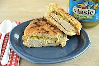 Grilled catfish sandwich with Vlasic dill relish. Oh yeah.
