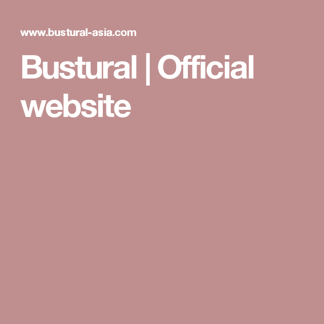 bustural where to buy
