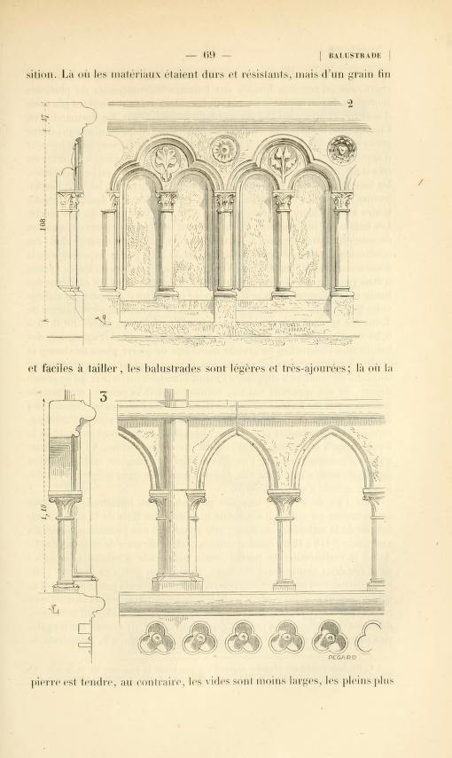 1860 dictionnaire raisonn de l 39 architecture fran aise for Architecture fantastique