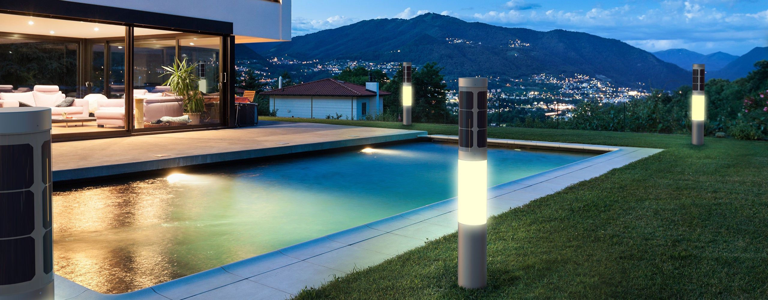 Global Outdoor Led Smart Lighting Solution Market Size Status And