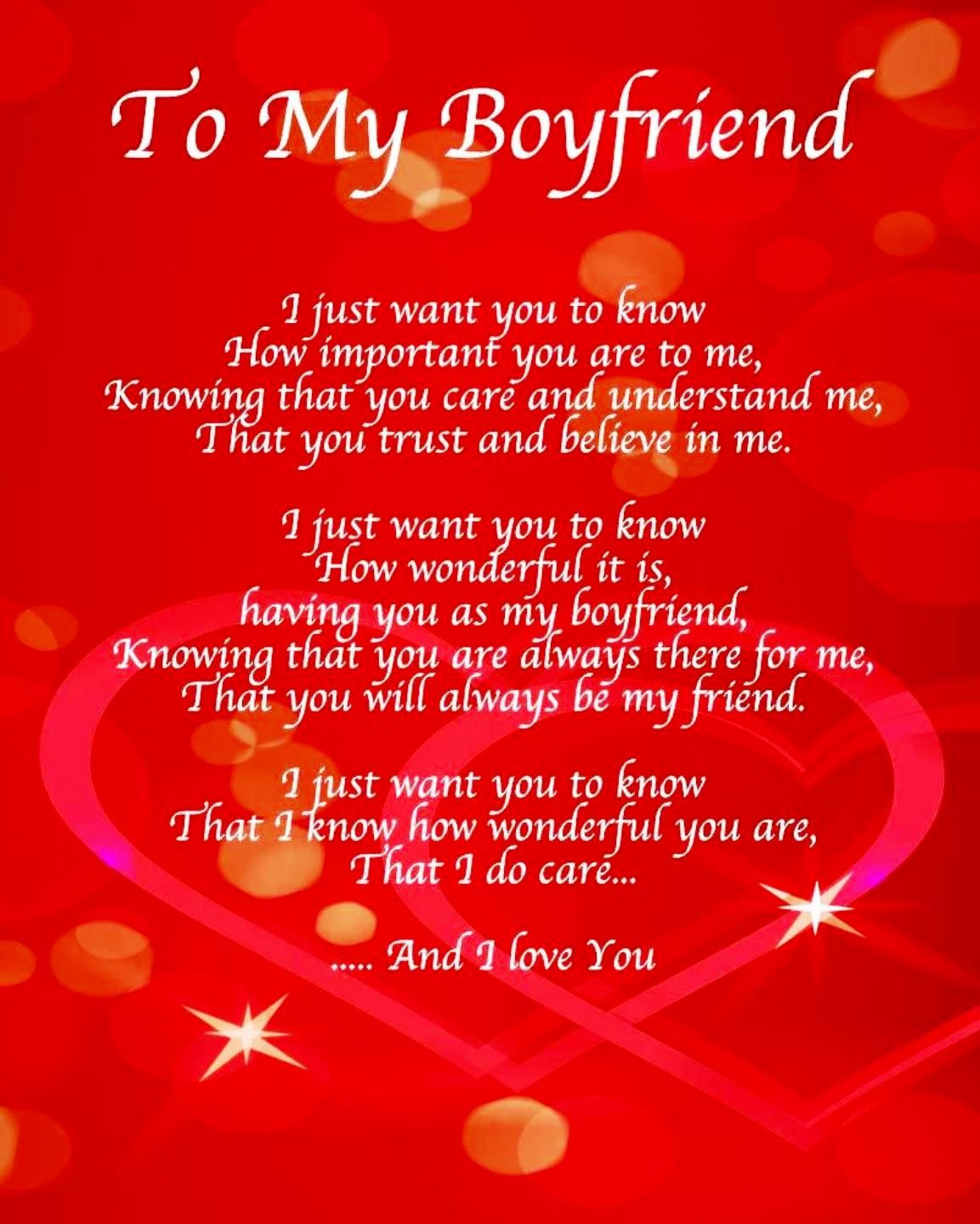Happy Birthday Poems For Him Cute Poetry For Boyfriend Or: Pin By Sarah Pfarr On Boyfriend Quotas