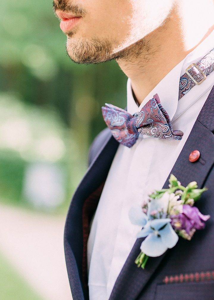 Groom style | fabmood.com #wedding #boutonnieres