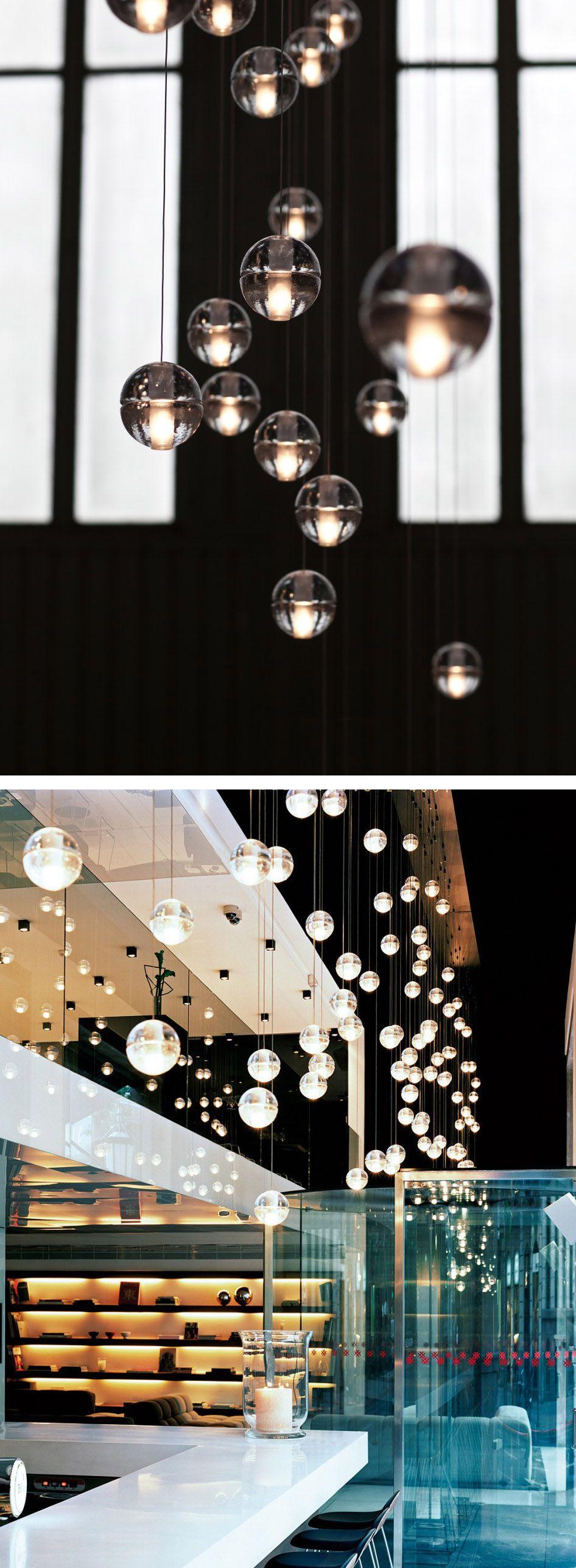 Bocci series 14 pendant lights Might be