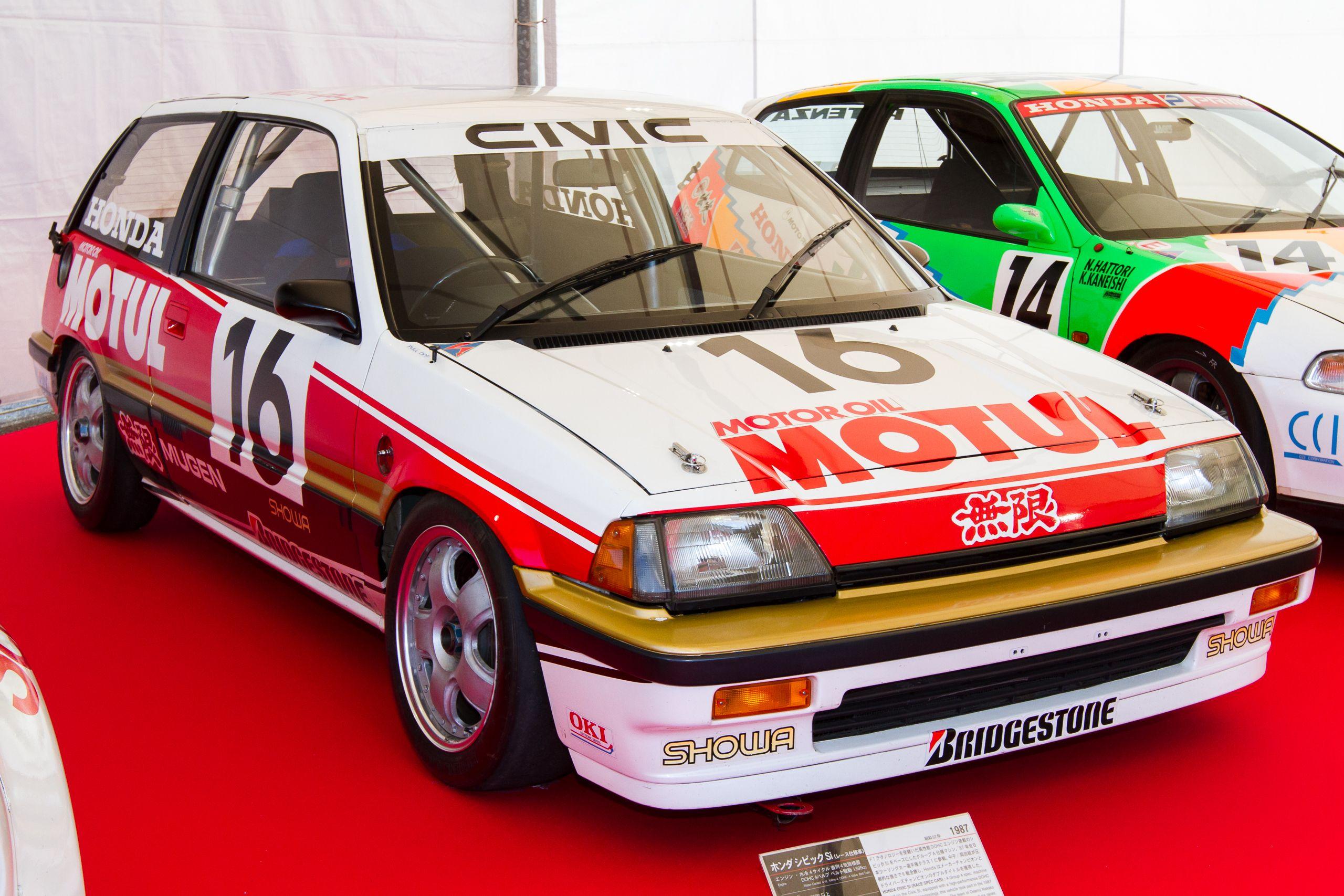 Honda civic 3g all racing cars honda hondacivic for Honda civic race car