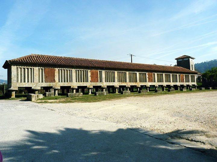 Horrea del Monasterio de Poio