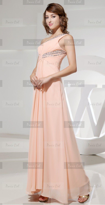 Robe de soiree longue a paris | Vestido de madrina | Pinterest ...