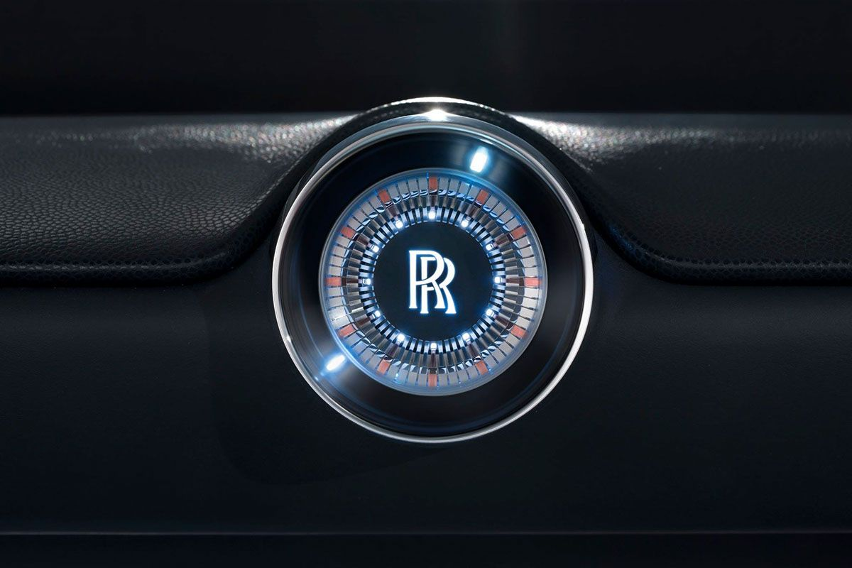 Rolls Royce Vision Next 100 Concept On Behance
