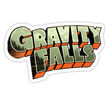 Gravity Falls Sticker By Themysteryshack In 2021 Autumn Stickers Gravity Falls Print Stickers
