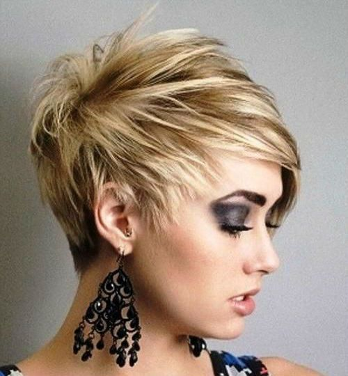 Hot And Trendy Short Layered Pixie Haircuts 2019 To Consider This