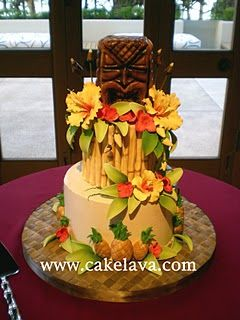 Cake By Rick Reichart From Cakelava Based Out Of Honolulu HI