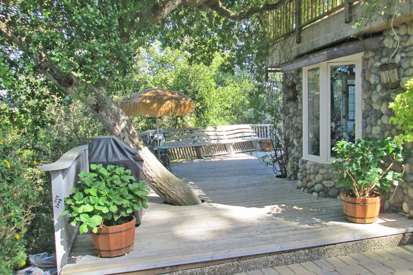 Moonglow Cottage, Carmel Vacation rental, Hot tub