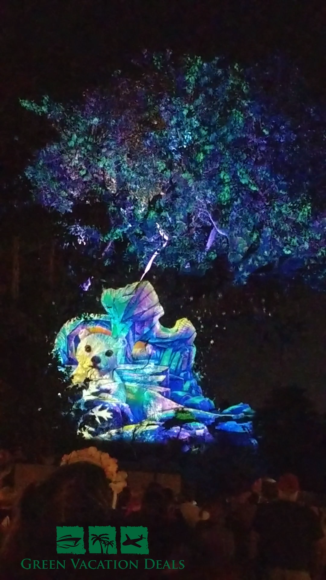 A new holiday event just debuted at Animal Kingdom theme park at Walt Disney World Resort in Orlando, Florida. We show you what's it like in our virtual tour! See the new Christmas decorations, performances, special character meet & greets in Dinoland USA, and the Tree of Life projections! #AnimalKingdom #DisneyWorld #WaltDisneyWorld #WDW #Christmas #DisneyChristmas #Orlando #Florida #themepark #DonaldDuck #ScroogeMcDuck #DuckTales #DinolandUSA #Christmas2019 #Disneyparks #familytravel #holidays