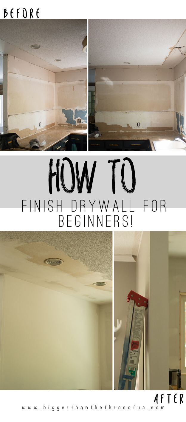 How To Mud Drywall Home Improvement Projects Diy Home Improvement Home Projects