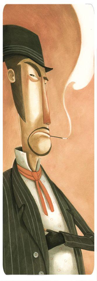 Oliver twist illustration daniela volpari for Painting with a twist fenton mi