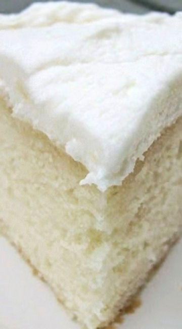 White Almond Wedding Cake Best White Cake Recipe Almond Wedding