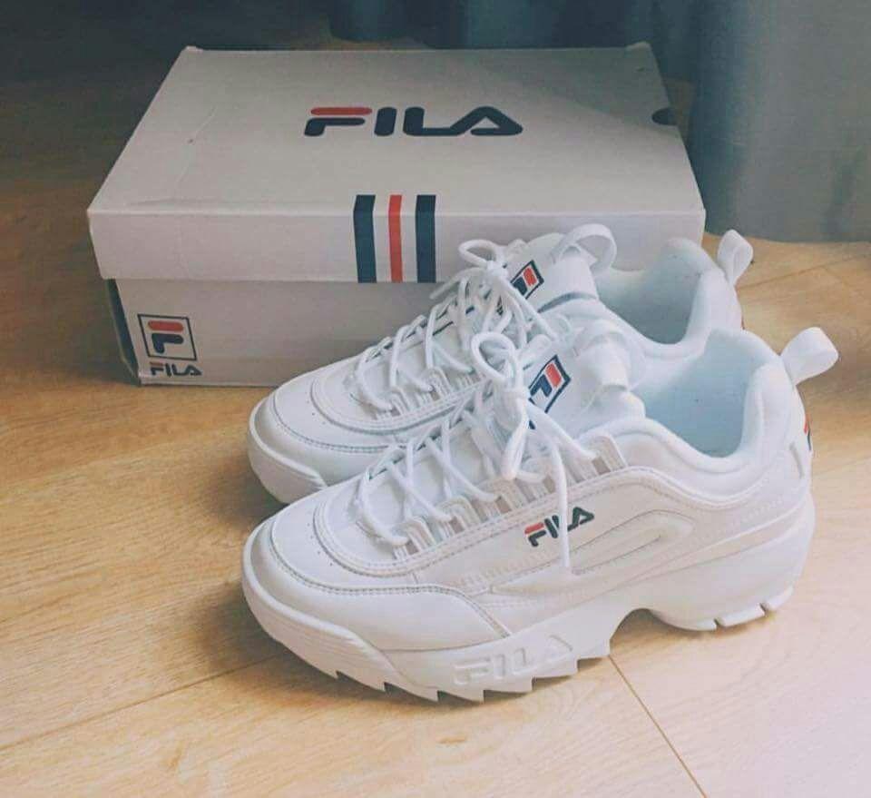 big sale 19d81 1daed Resultado de imagen para zapatos fila