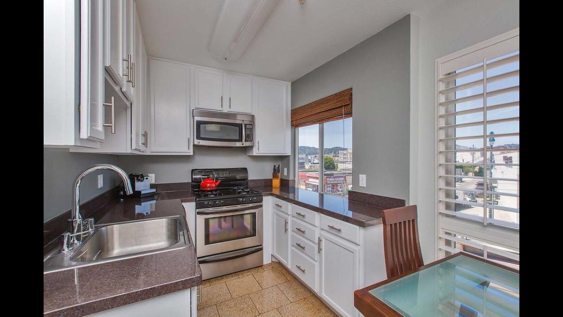 Best Kitchen Cabinets Sprayed Benjamin Moore S Advance Semi 640 x 480