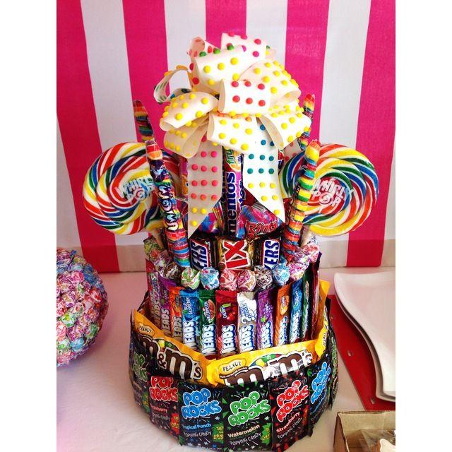 Sweet Shoppe Birthday Party Ideas