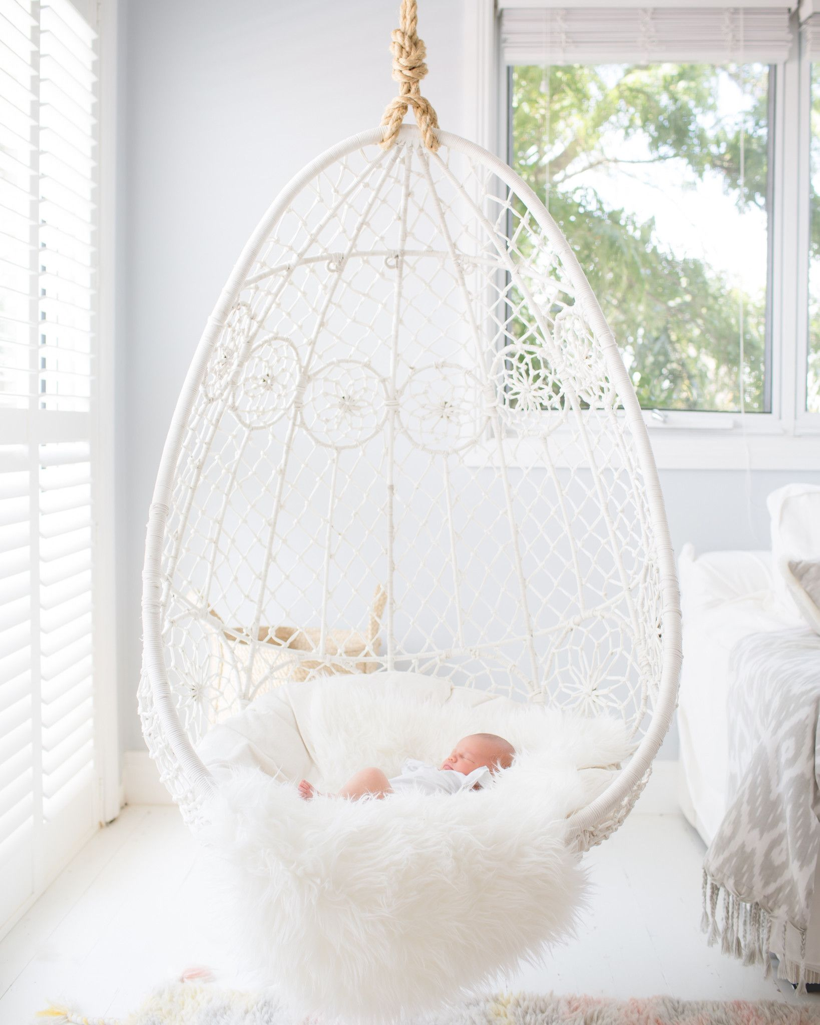 Wohnungsideen Beautiful Hanging Chair | Wohnungsideen | Cute Room Decor