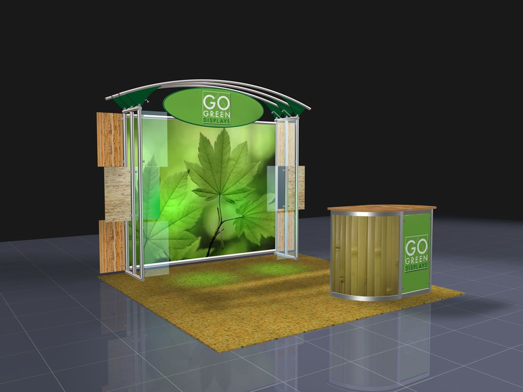Exhibition Booth Displays : Tsedisplays is a full service trade show display and