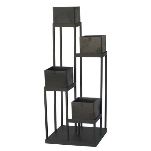 Copy Cat Chic Crate And Barrel Quadrant Plant Stand Lowes