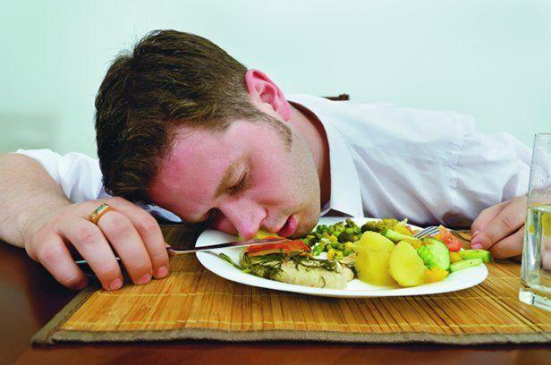 Why Am I So Tired After Eating Sleep Apnea Eating Habits What Causes Sleep Apnea