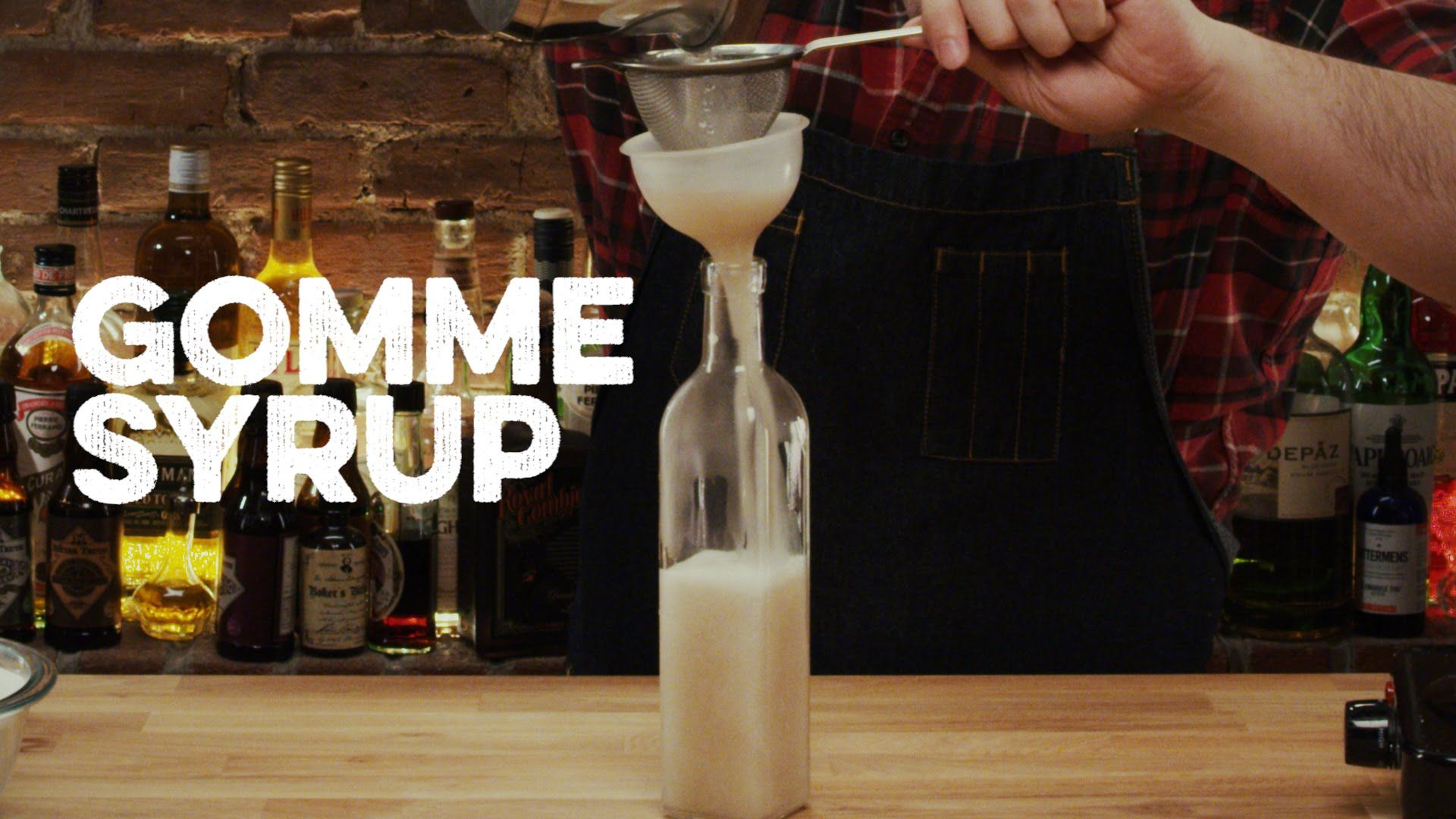 How to Drink: Gomme Syrup #cocktails #drinks #HappyHour #food #sun #lunch #bar #London