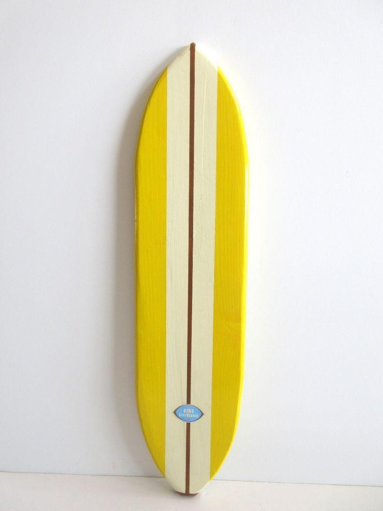 Colorful Surf Board Wall Art Vignette - Wall Art Design ...