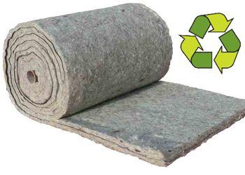 SoundBlocker Quilt cavity soundproofing - put between joists under ... : mineral wool quilt - Adamdwight.com
