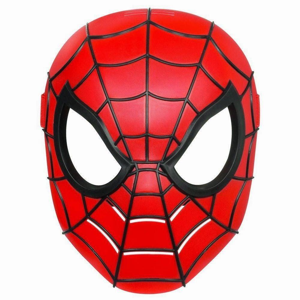 Spiderman Free Printable Masks Birthday Party Superhero
