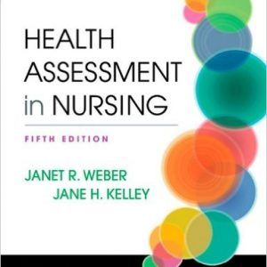 Test bank health assessment in nursing 5th edition by weber banks test bank health assessment in nursing fandeluxe Image collections