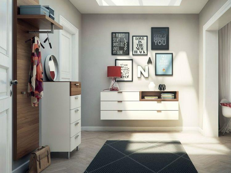 Hervorragend #Garderoben U0026 Flurmöbel Ideen Für Garderoben U2013 Moderne Designer Modelle Für  Den Flur #