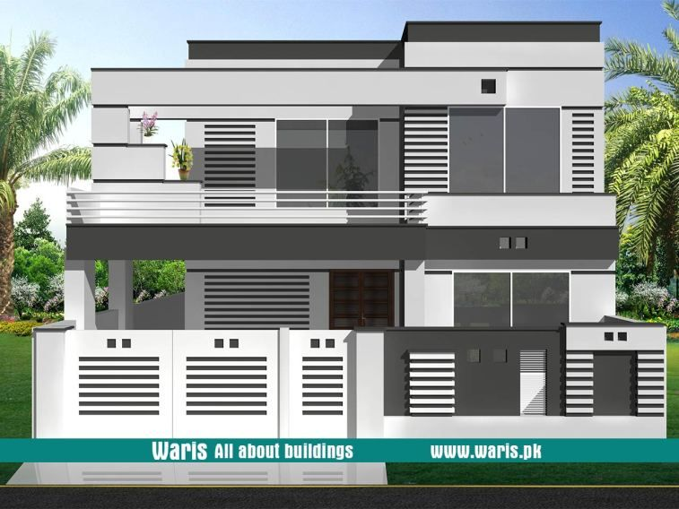 House front elevation design view interior images in pakistan marla kanal designs ideas pictures waris also zubair khan rannazubair on pinterest rh