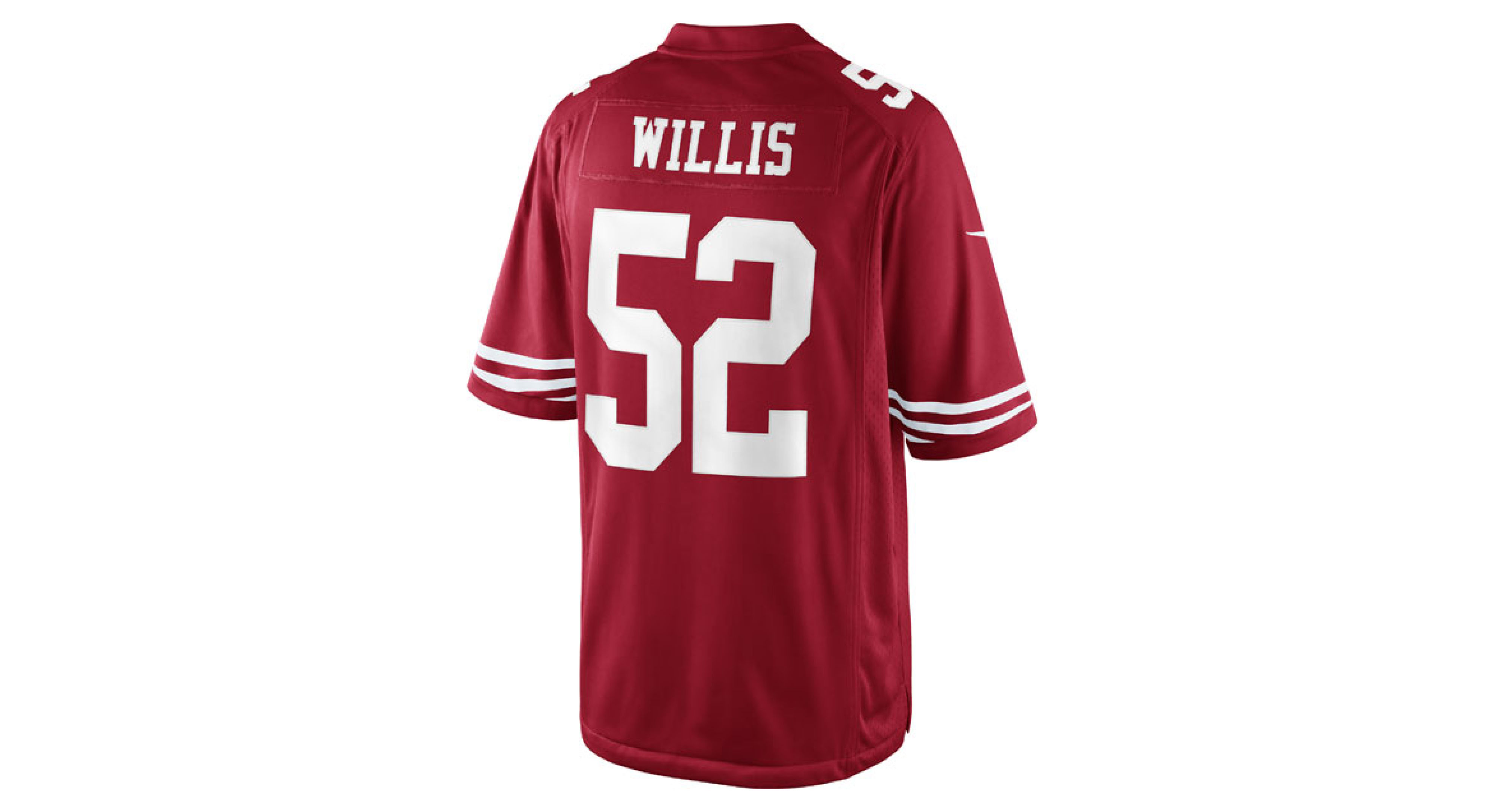 check out ca314 ec7f5 Nike Men's Patrick Willis San Francisco 49ers Limited Jersey ...