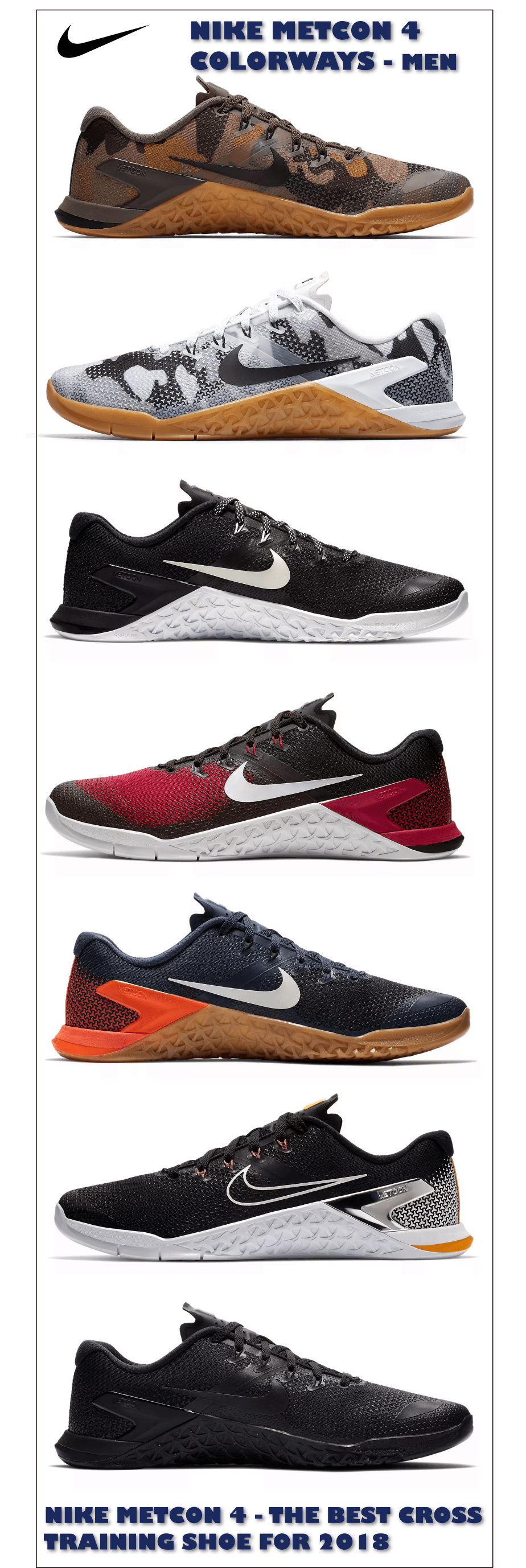 MidlifeCrossfit All At Metcon Colorways Fit 4 Nike Men vm80OnNw
