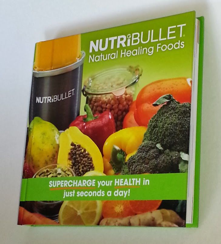 Nutribullet natural healing foods recipe cook book brand new nutribullet natural healing foods recipe cook book brand new hardcover forumfinder Image collections