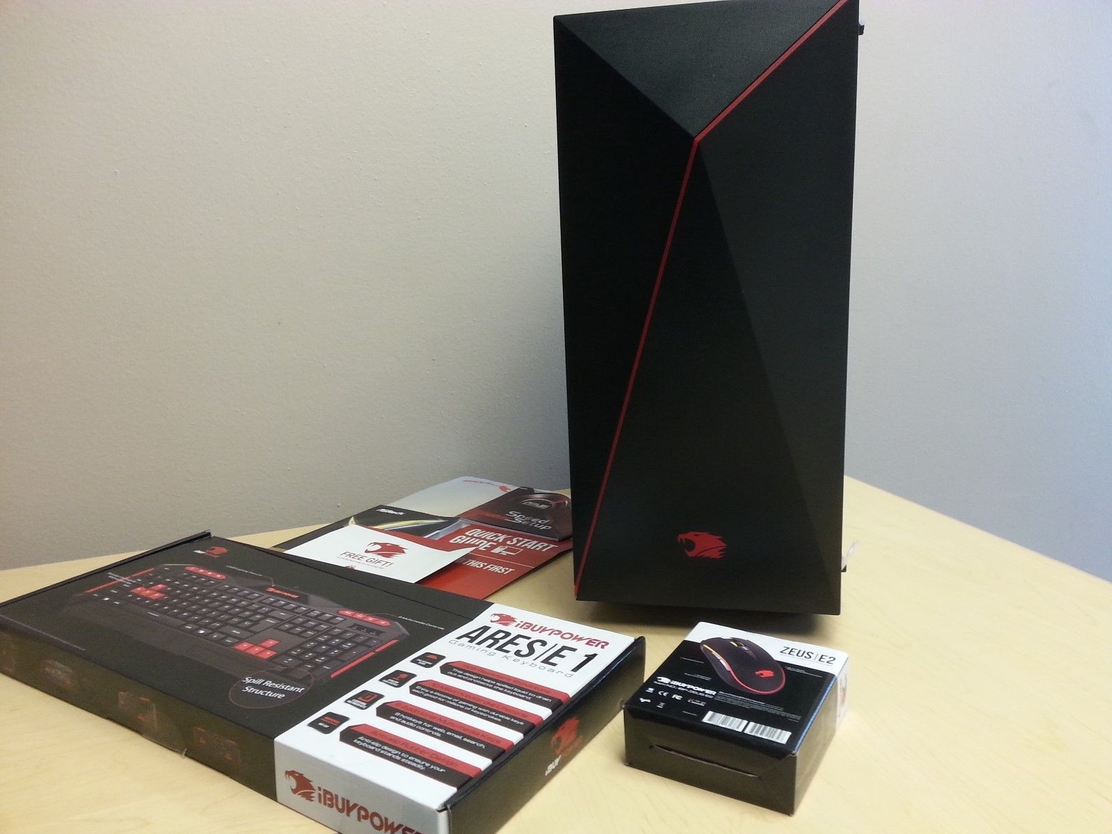 Ibuypower I Series 506 Amd Fx 6300 6 Core 350ghz 41ghz 12gb 1tb Processor Box